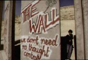 Roger Waters campaigning to tear down Israeli wall